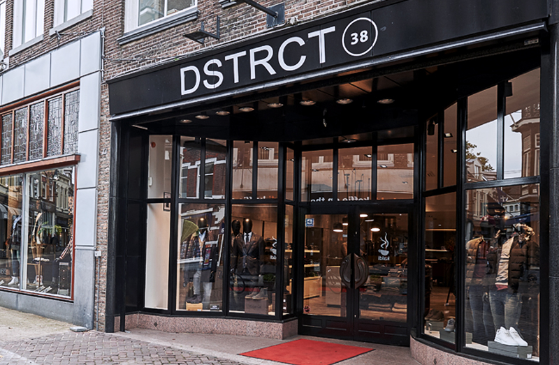dstrct 38 store